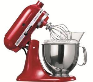 KitchenAid Küchenmaschine die 5 besten Modelle im Vergleich 2018